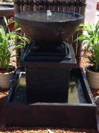 D & B Water Feature Black FIA057  ARRIVING OCTOBER