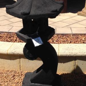 Bow Lampion Black SGR001