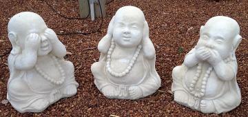 SGR154          Three Wise Baby Konte Creme