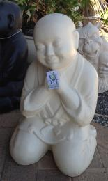 FIA155W Praying Shaolin White