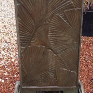 Ginko Panel Fountain 01005