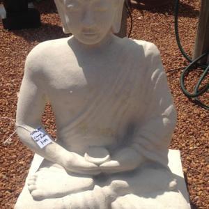 Bali Buddha Creme FJR058