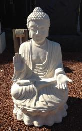 ST021IH Lotus Buddha Creme