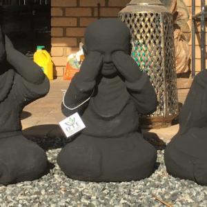 3 Wise Shaolin Black FJR103