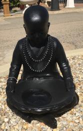 WHN100 Shaolin Nampan Black