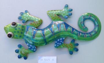 IR594B Green Gecko 46cm
