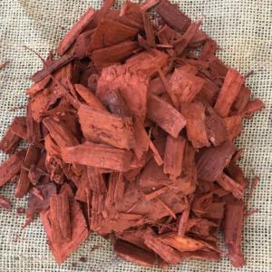Woodland Red Woodchip