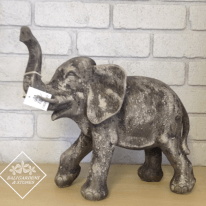 Elephant Raw Black Small CF197RB
