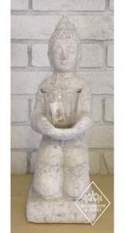 CF23 Kneeling Buddha 44cm