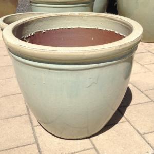 Belly Pot Antique Creme ST0927