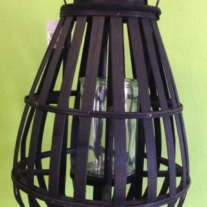 Bamboo Black Lantern LN669745